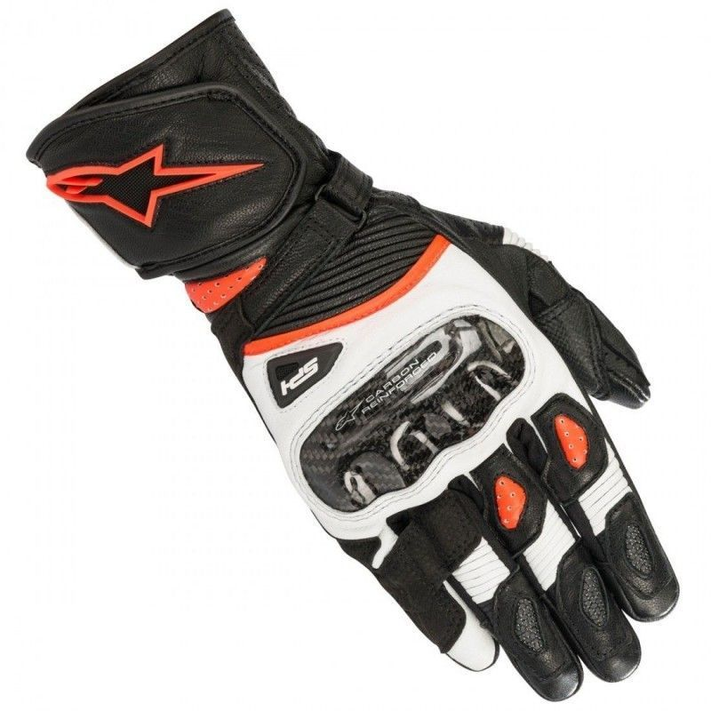 Dainese Tempest 2 D-Dry Lady Negro / Rojo